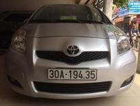 Bán Toyota Yaris 1.3AT, màu bạc, nhập Nhật. Giá 405tr