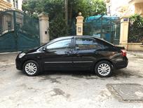 Cần bán gấp Toyota Vios E sản xuất 2011, màu đen, xe gia đình, giá 348tr