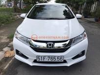 Bán ô tô Honda City 1.5AT đời 2016, màu trắng, nhập khẩu