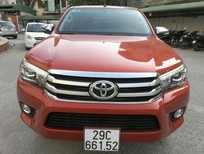 Bán xe Toyota Hilux 2.8 đời 2016 tại Hà Nội