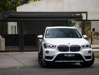 BMW X1 sDrive18i 2017, màu trắng, nhập khẩu nguyên chiếc