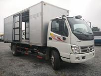 Cần bán gấp xe tải Olin thùng mui bạt và thùng kín tải trọng 7 tấn