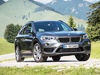 BMW Đà Nẵng - BMW X1 sDrive18i 2017, màu nâu, nhập khẩu