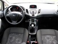 Bán xe Ford Fiesta Titanium 1.5L đời 2017, màu bạc, giá chỉ 170 triệu