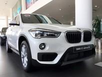BMW Đà Nẵng - BMW X1 sDrive18i 2017, màu trắng, xe nhập