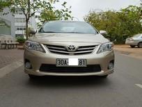 Chính chủ gia đình tôi cần bán xe Toyota Altis 1.8 G sản xuất 2013 đăng ký và sử dụng lần đầu năm 2014 mầu hoàng kim