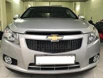 Cần bán lại xe Chevrolet Cruze đời 2011, màu bạc, còn mới