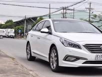 Hyundai Sonata date 2015 màu trắng - Hàng khủng