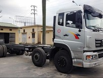 Xe tải Cửu long 4 chân TMT 17t9