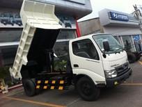 Bán xe Hino 300 Series 2017, màu trắng, nhập khẩu chính hãng, 610tr