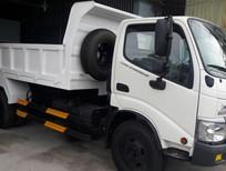 xe Ben HINO DUTRO WU342 tải trọng 4500KG