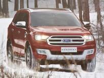 Bán xe Ford Everest titanium 2017, nhập khẩu chính hãng