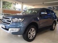 Bán Ford Everest titanium 2017, nhập khẩu chính hãng xe đru màu giao ngay