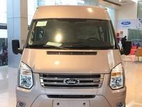 Ford Transit Luxury 2019 xe đủ màu giao ngay,hỗ trợ trả góp 80% giá xe