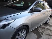 Cần bán Toyota Vios E, màu bạc, số sàn. Xe sản xuất năm 2014, biển Hà Nội