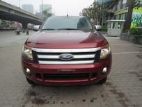 Cần bán xe Ford Ranger 2015, màu đỏ, nhập khẩu