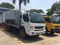 Bán xe Fuso Fighter Fi ( 7.2 tấn) 2017, màu trắng, xe nhập