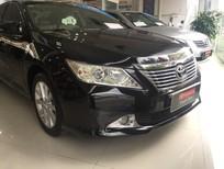 Bán xe Toyota Camry 2.5G 2013, màu đen, xe đẹp. LH: 0937972585