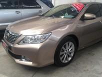 Bán ô tô Toyota Camry 2.5G 2012, màu nâu vàng, xe đẹp. LH: 0937972585