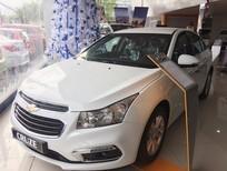 Chevrolet Cruze new 2017 hỗ trợ vay 100%  Uber/Grab, bao làm hồ sơ