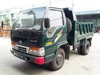 Xe ben Cao Bằng, đại lý xe ben Chiến Thắng, bán xe 1 cầu 2 cầu 0964674331