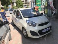 Xe Kia Morning Van 2 chỗ 2013, màu kem (be), nhập khẩu