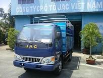Giá xe tải JAC 2,4 tấn, trả góp