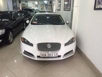 Cần bán xe Jaguar XF 2.0 2012, màu trắng, xe nhập