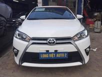 Cần bán Toyota Yaris 1.3AT đời 2016, màu trắng, nhập khẩu chính hãng