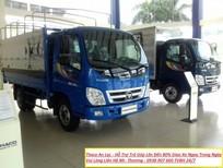 Bán xe Thaco Ollin 345 (tải trọng 2,4 tấn) vào được Tp, hỗ trợ trả góp lên đến 80% giao xe liền, thủ tục nhanh chóng