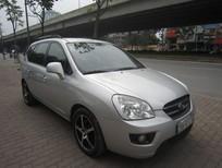 Cần bán Kia Carens 2010, màu bạc