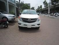 Cần bán Mazda BT 50 2015, màu trắng, nhập khẩu nguyên chiếc, 569tr