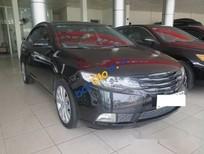 Bán xe cũ Kia Forte AT đời 2012, màu đen, giá bán 530 triệu