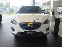 Bán Mazda CX 5 AT đời 2017, màu trắng