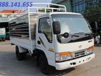 Thái Bình bán xe tải 1,25 tấn thùng dài 3,7 mét trả góp 80 triệu 0888.141.655