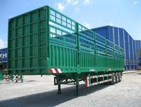 Bán rơ móoc thùng Doosung chở hàng hóa dài 12,4m, mới 100%,xe có sẵn giao ngay