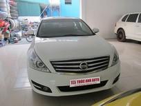 Cần bán Nissan Teana 2.0AT 2010, màu trắng, nhập khẩu chính hãng