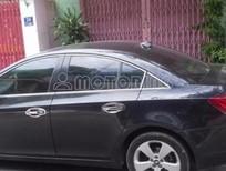 Cần bán lại xe Daewoo Lacetti CDX đời 2010, màu đen