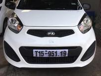 Cần bán Kia Morning 2014, màu trắng, xe nhập, 285tr