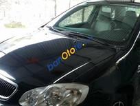 Chính chủ bán Toyota Corolla altis MT đời 2003, màu đen