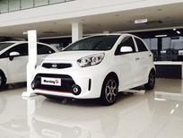 Kia Bắc Ninh cần bán Kia Morning 2017, màu trắng giá cạnh tranh