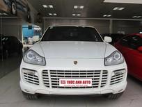 Cần bán Porsche Cayenne Turbo S 2008, màu trắng, nhập khẩu
