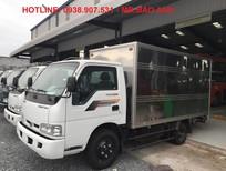 Bán xe tải KIA thùng kín 2,3 tấn K165. Giao xe 2-3 ngày