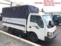 Bán trả góp xe tải Kia K190 thùng bạt 1,9 tấn. Giá tốt 2017