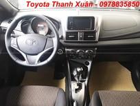 Giá bán xe Toyota Yaris 1.5G 2017 - Toyota Thanh Xuân - 0978835850