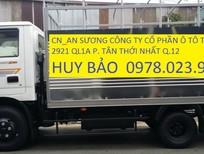 Cần bán xe tải Thaco Kia K165 tải 1 tấn 4, 2 tấn 4, xe tải 2300 kg thùng tải kín