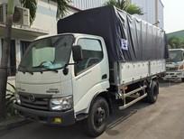 Bán xe tải Hino 5 tấn, 5T5 nhập khẩu