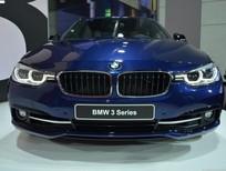 BMW 3 Series 320i 2017, màu xanh, xe nhập. Liên hệ trước 0901124188 để nhận ngay ưu đãi cực hấp dẫn