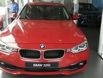 BMW 3 Series 320i 2017, màu đỏ, nhập khẩu. Giá rẻ nhất, ưu đãi cực hấp dẫn, hỗ trợ mua trả góp