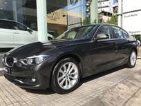 BMW 3 Series 320i 2017, màu nâu, xe nhập